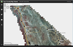 Thumbnail showing gis data map