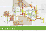 Thumbnail showing Environmental Health Services Map