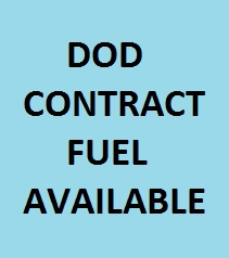 DOD Contract Fuel Available
