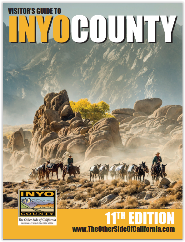 2018 Inyo County Visitor's Guide