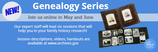 National Archives Genealogy Series