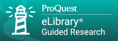 eLibrary Guided Research