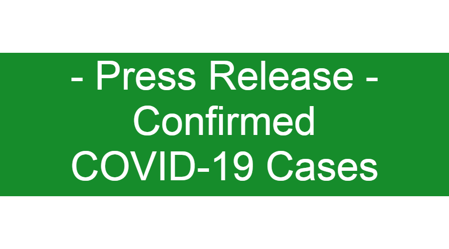 Confirmed COVID-19 Cases