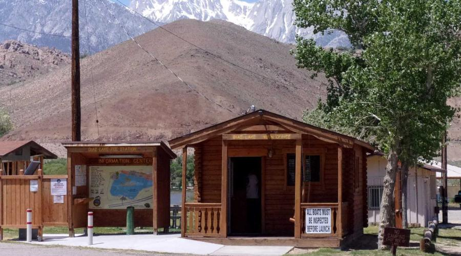 Picture of Diaz Lake office