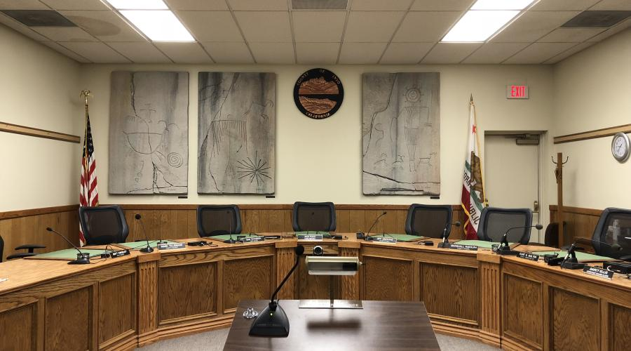 Board of Supervisors Chambers