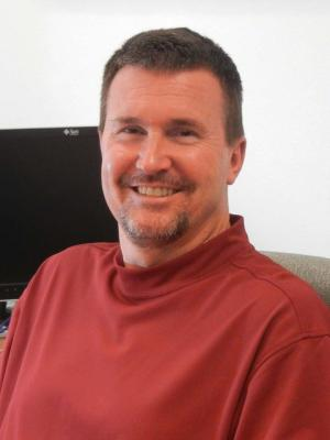 Photo of Scott Armstrong, Director of Information Services.